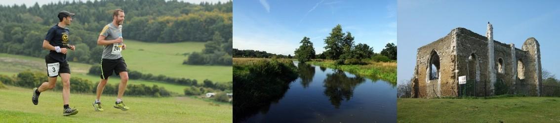 The Farnham Pilgrim Full Marathon 2021