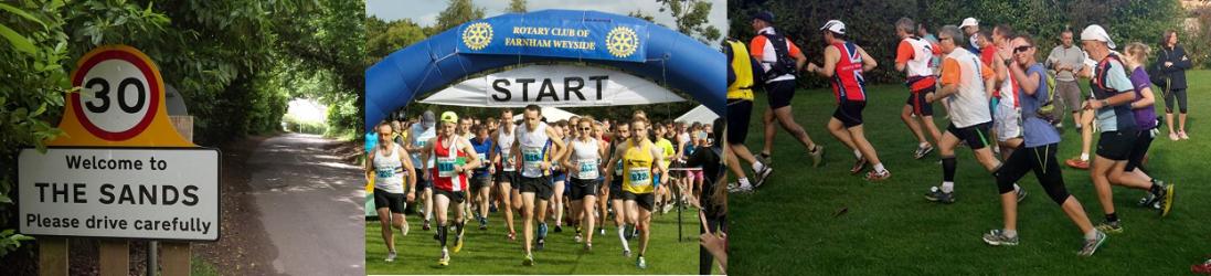 The Farnham Pilgrim Half Marathon 2021