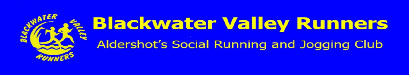 Blackwater Valley Runners !! TEST !!