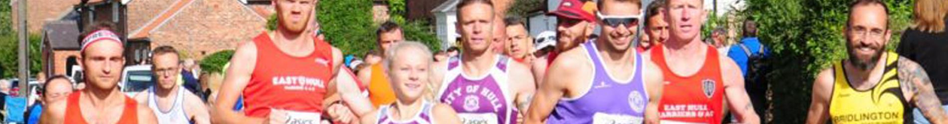The Major Stone Half Marathon