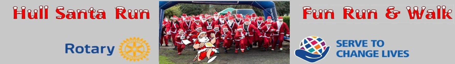 The Hull Santa Fun Run & Walk 2021