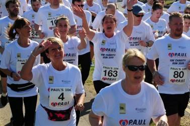 P.A.U.L For Brain Recovery 10K Charity Fun Run 2021