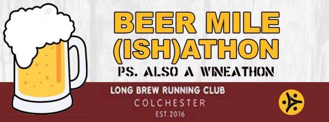 The Long Brew Beermile(ish)athon